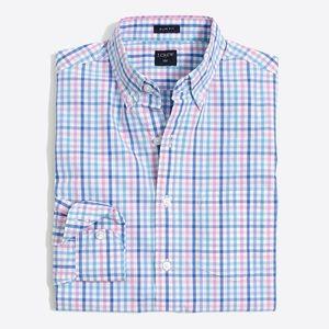J. Crew Factory Slim Washed Shirt Sz M